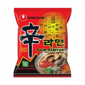 Shin Ramen 4.2oz(120g) 16 Packs