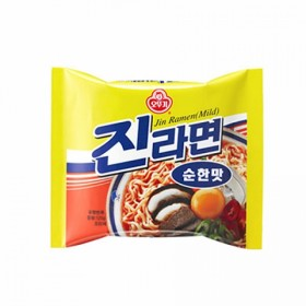 Jin Ramen (Mild), 20 Packs