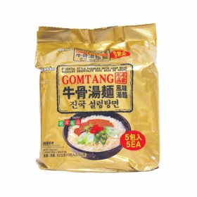 Gomtang Ramen 3.59oz(102g) 5 Packs